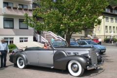 Swiss 1938 Cadillac